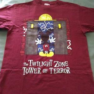 Vintage Disney World Tower of Terror Tee